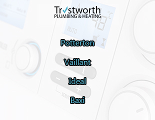 Potterton, Vaillant, Ideal & Baxi Boilers